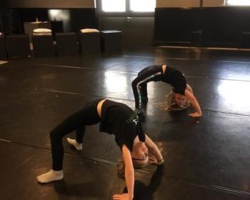 Dansstudio Cirkels - SFEERBEELDEN